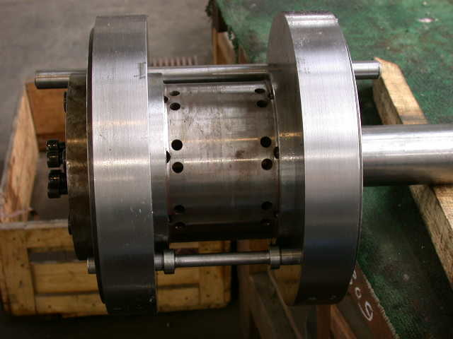 Spares for Pusher Centrifuge