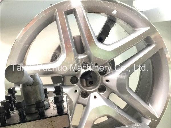 Wrc32 Alloy Wheel CNC Lathe