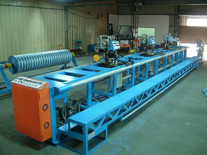 Tarpaulin Making Equipment