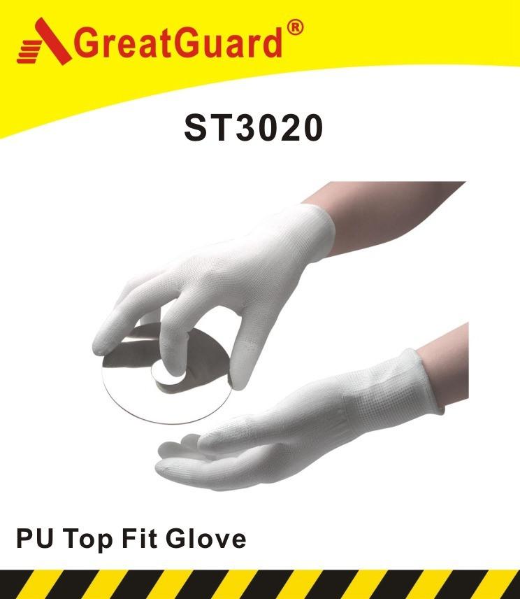 PU Top Fit Glove (ST3020)
