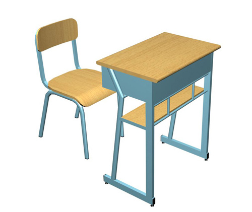 School desk and chair large school desk design vintage for School furniture from china