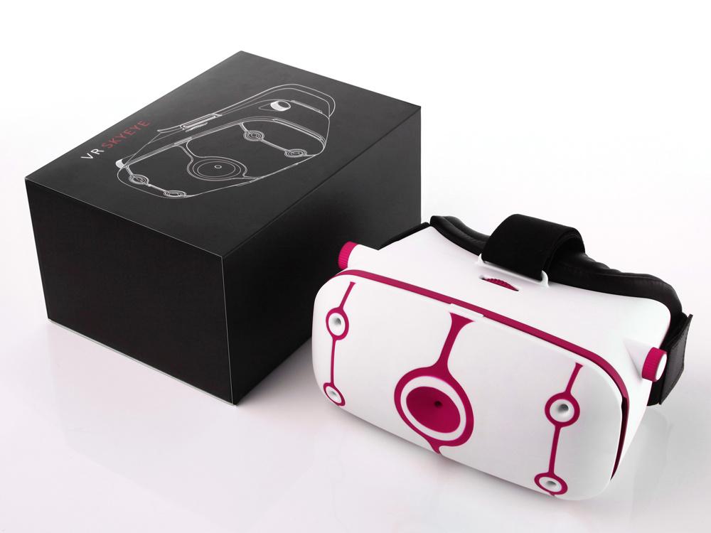 2016 Vr Box New Virtual Reality 3D Headset