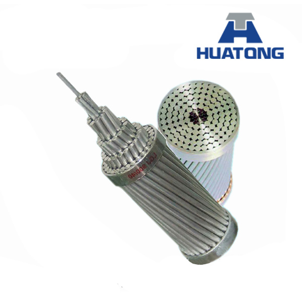 Aluminum Conductor Steel Reinforced ACSR Conduct, ACSR Cable for Hot Sale!