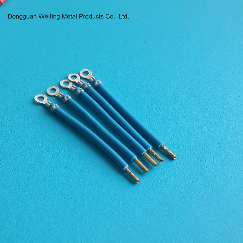 Copper Tin Plated Ring Terminals for Wire Harness
