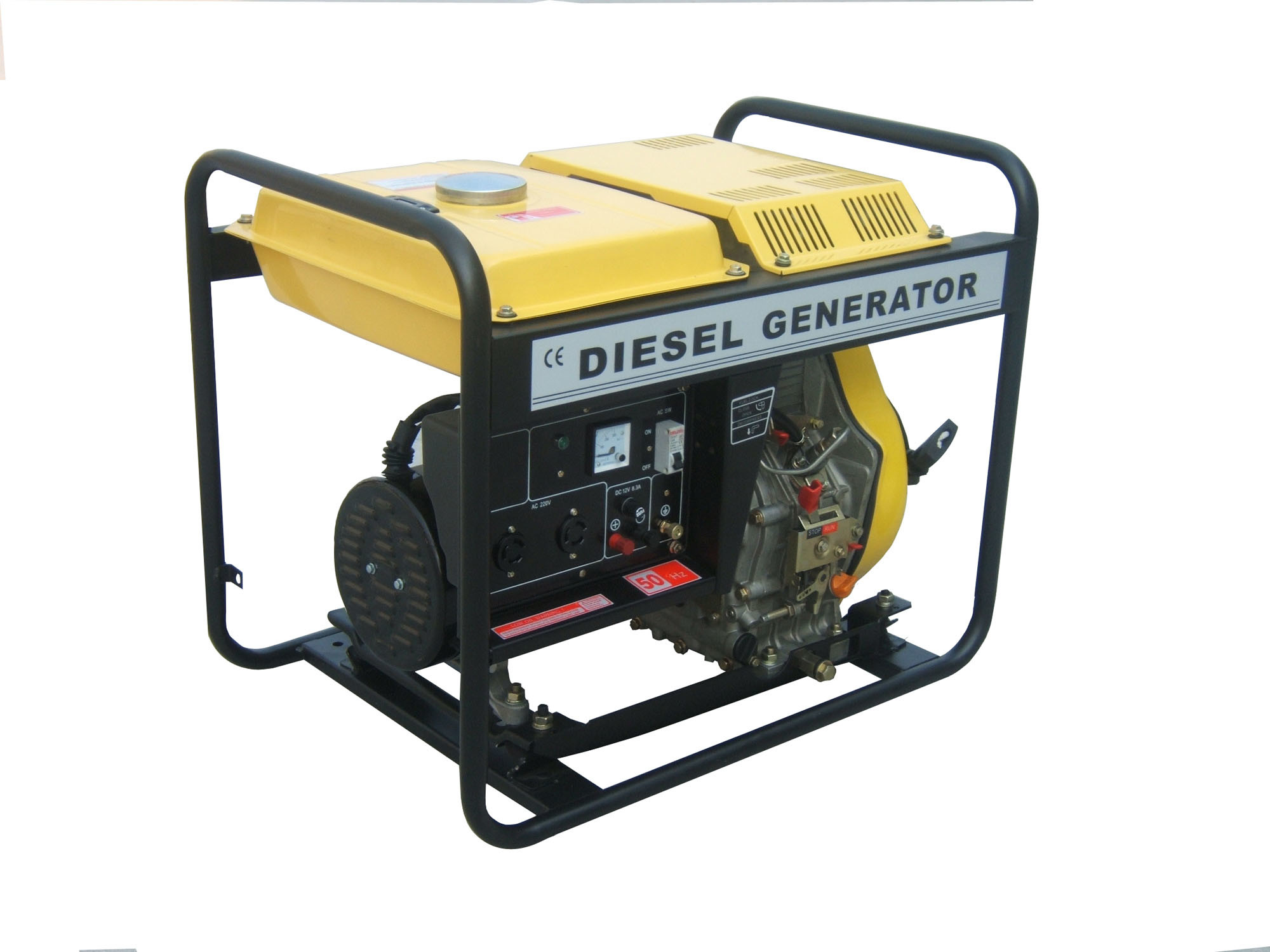 Diesel Generator Shanghai Techway Industrial Co Ltd page 1