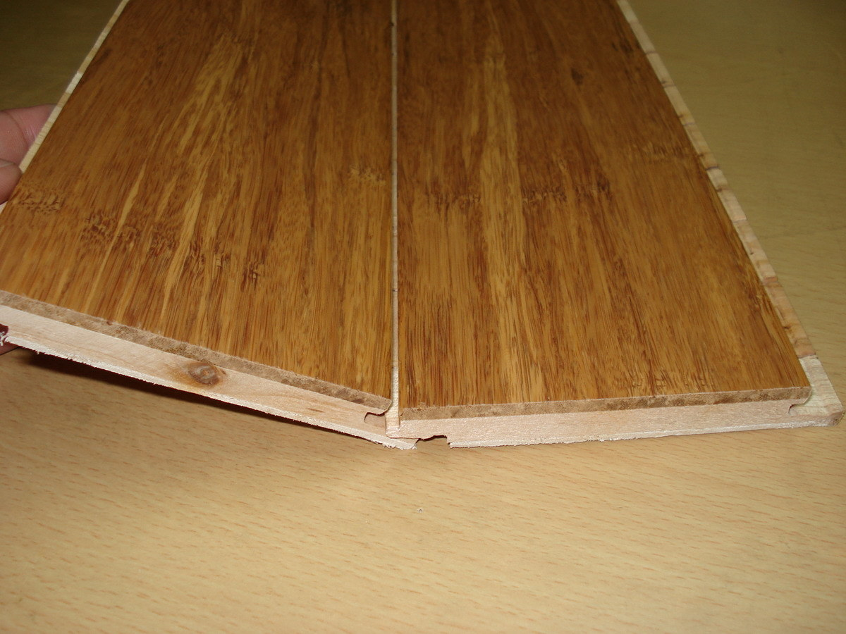 China Engineered Strand Woven Bamboo Flooring Photos