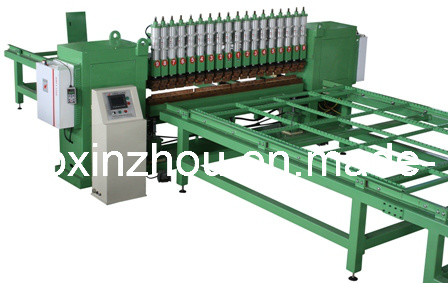 Multi Head Welding Machine Gantry Type Welding Machine for Mesh