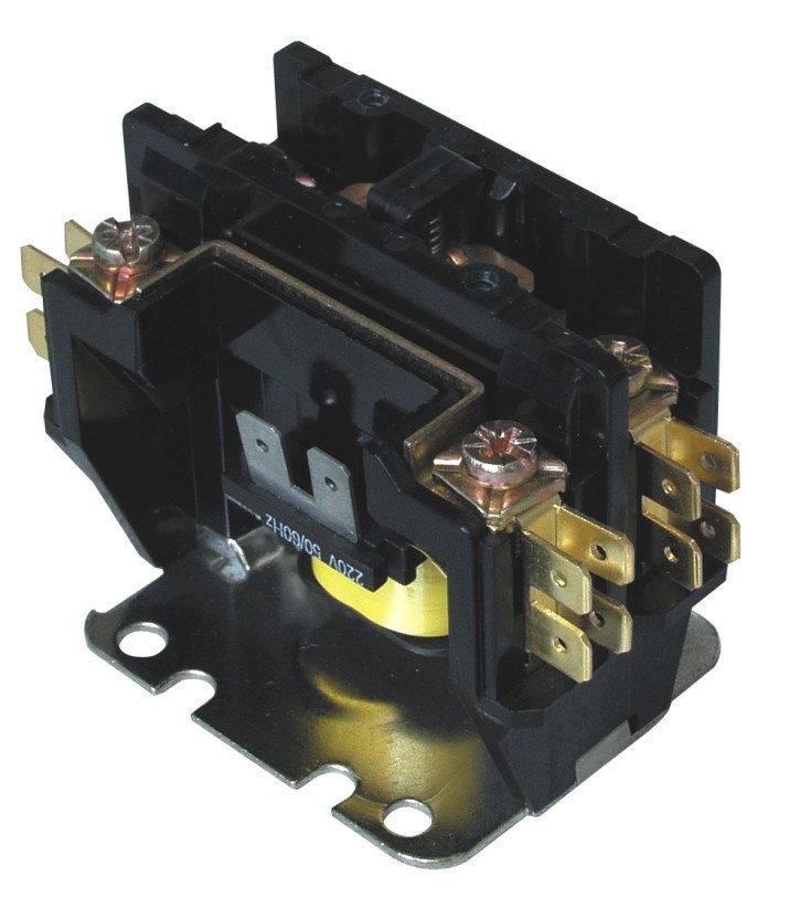 china definite purpose magnetic contactors 1 2pole ckyc2 china definite purpose contactor