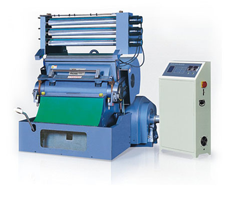computerized die cutting machine