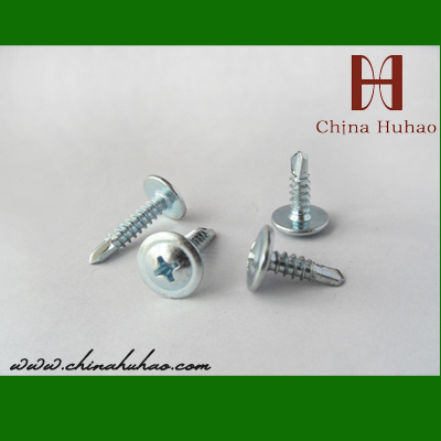 Screw/Wafer Head Tapping Screw /pH2 Tapping Screw (4.2x50mm)