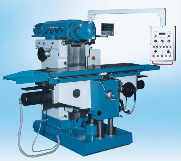 China Ram-Type Universal Milling Machine of CE Standard ...