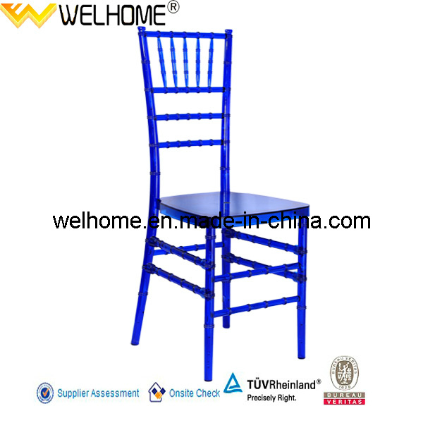 Hot Sale Resin Wedding Chiavari Chairs for Rental