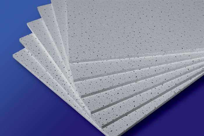 Mineral Fiber Board : China acoustic mineral fiber board