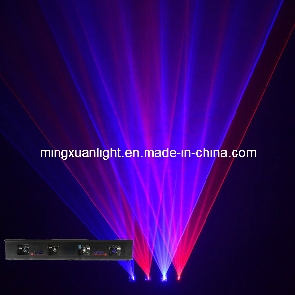 Laser Projector Four Head Rg DJ Stage Lighting Ys-943
