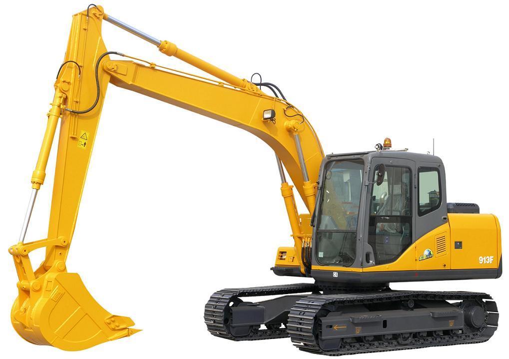 china hydraulic crawler excavator bgm913f   china