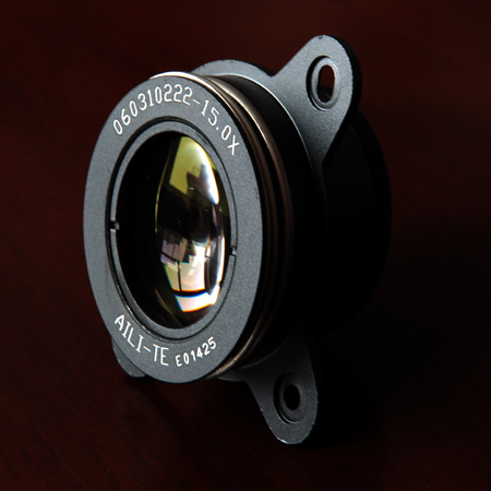High Quality Professional Optical Lens (JACK0060)