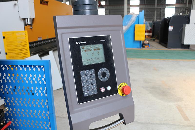 Da41s Wc67 40t/2500 Metal Bending Machine with Ce