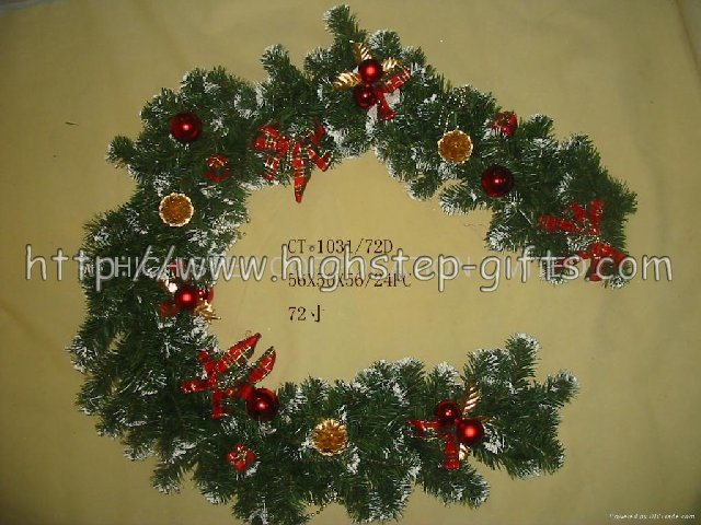 Christmas Garland (6FT/9FT)
