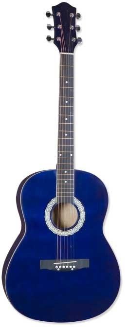 Acoustic Electric Guitar / Poplar Grade Acoustic Guitar (CMAG-120-39)