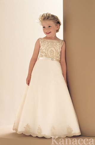 China wedding flower girl dress kt2021 china flower for Flower girls wedding dresses
