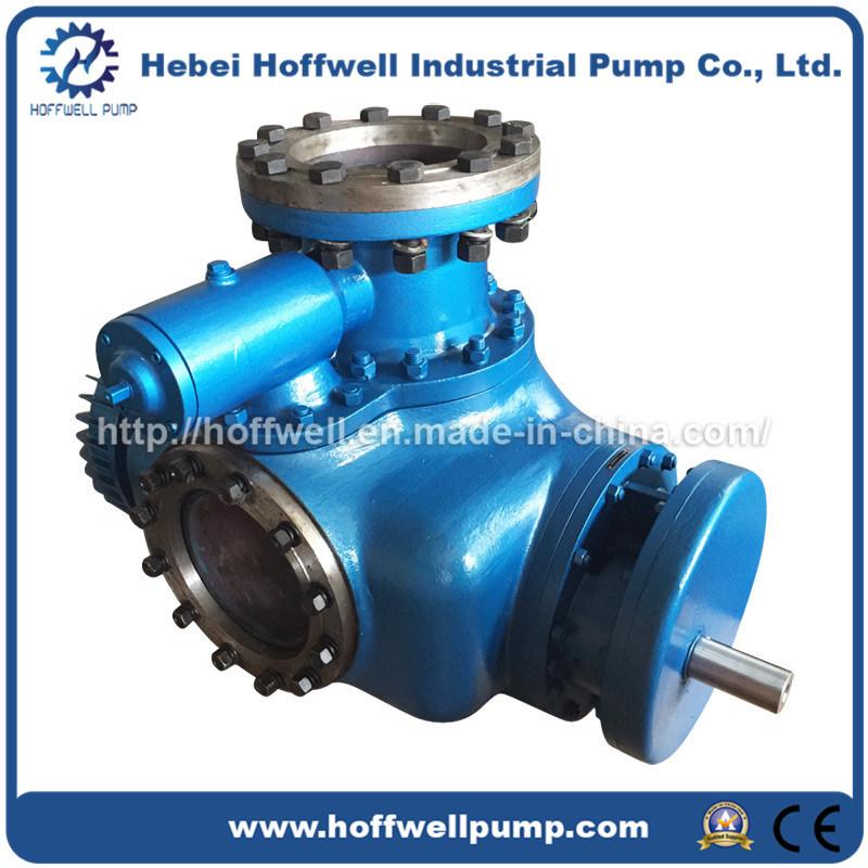 W. V Multi-phase Heavy Oil Double Screw Pump