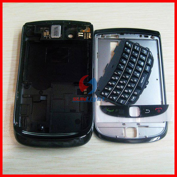 Original Wholesale Mobile Phone Housing for Blackberry 9800