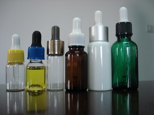 15ml Colored Screwed High Quality Glass Dropper for Essential Oil (JD2006)