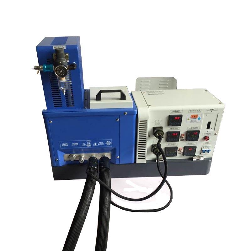 Semi-Automatic Hot Melt Glue Machine Coating Spray Machine (LBD-RP8L)