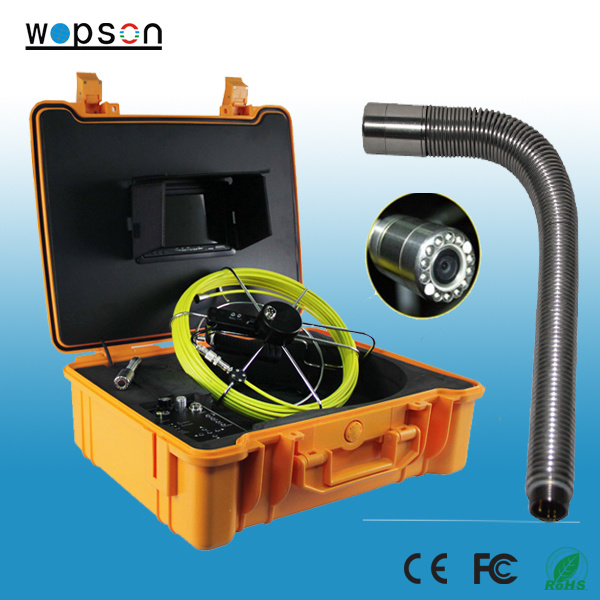 2016 Wps-710dn2 Sewer Pipe Inspection Camera with& 20m Cable Length