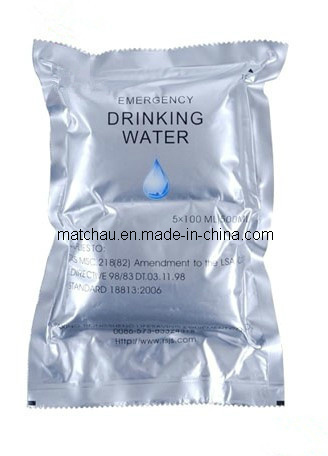 China Competitive Supplier 5 Years Expiry 500g Survival Food Ration