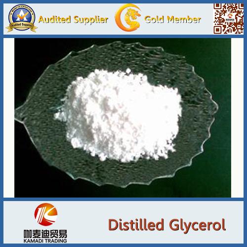CAS 31566-31-1 E471 Distilled Monoglycerides