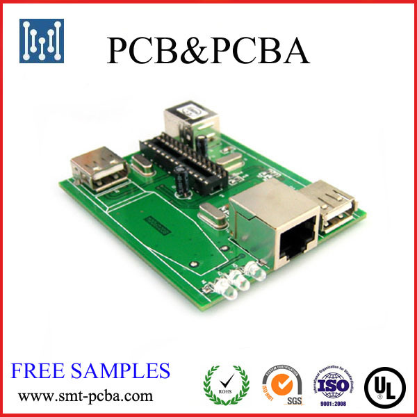 2 Layer OEM Electronic PCBA Board