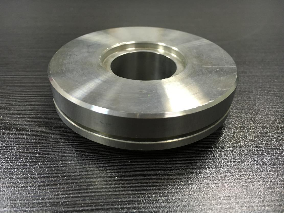 CNC Part of Stainless Steel Flange