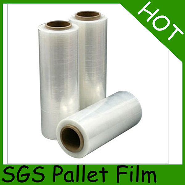Premium LLDPE Pallet Wrap Stretch Film