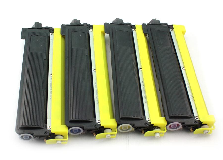 Compatible Color Toner Cartridge for Brother Tn210 Tn230 Tn240 Tn270 Tn290