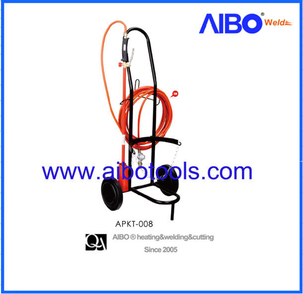 Heating Outfit with Handcart with Hose (APKT-008)