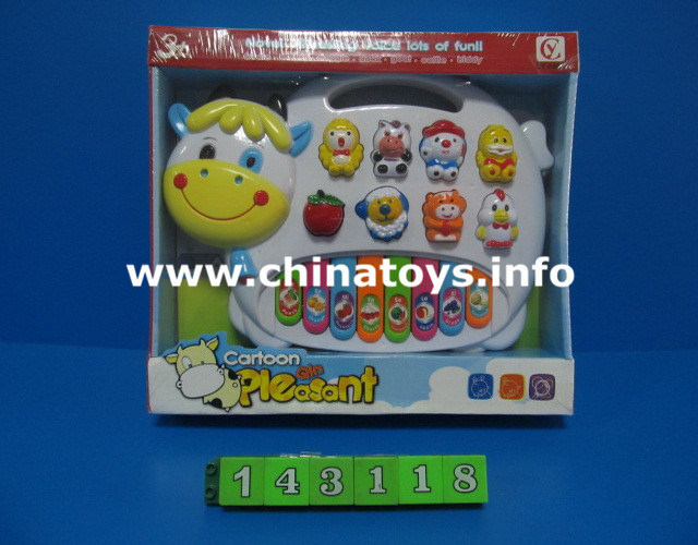 Musical Novelty Piano Toy, Musical Instrument Toy (143118)