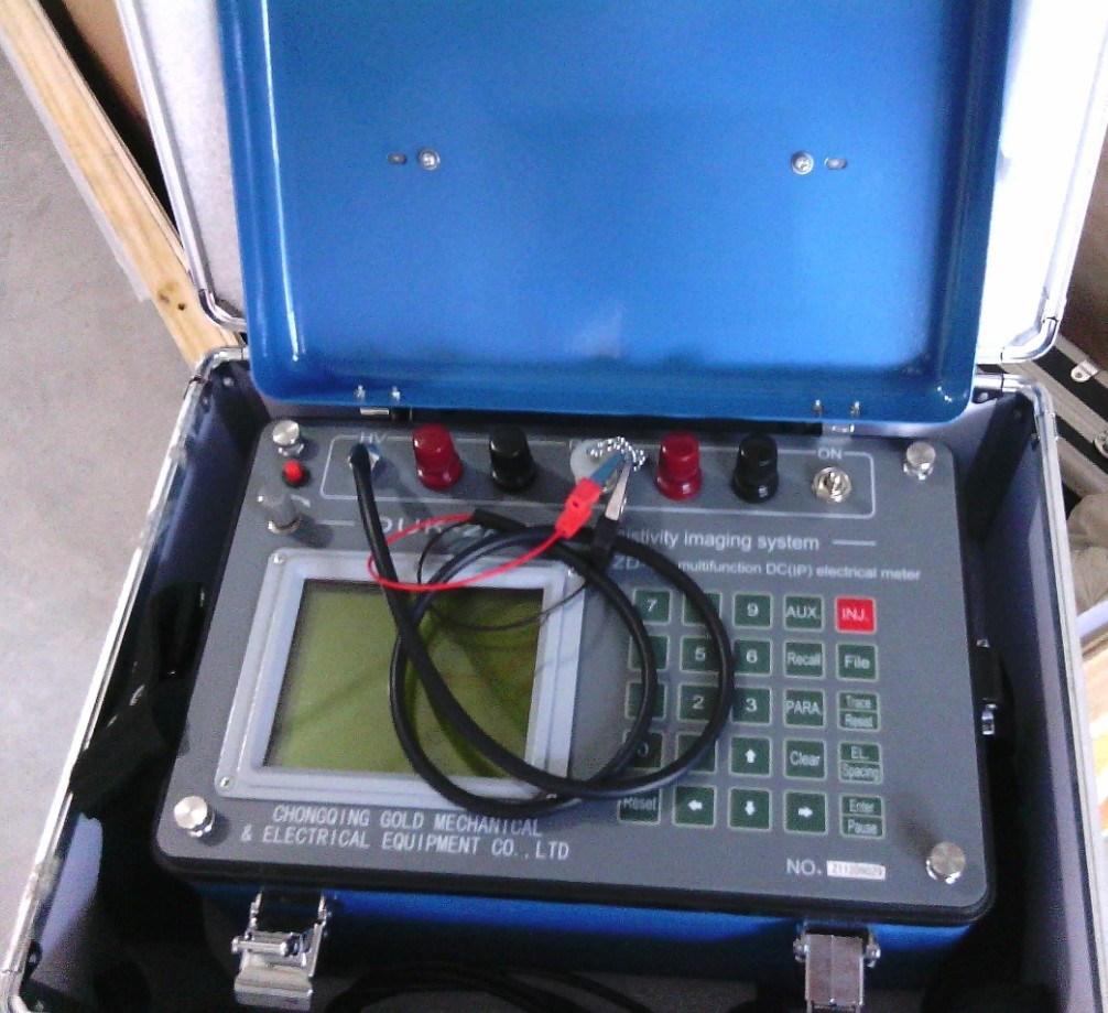 500m Geoelectrical Waterfinder, Underground Water Detection, Ground Water Location Detector, Underground Water Detector, Dzd-6A Ground Water Detector