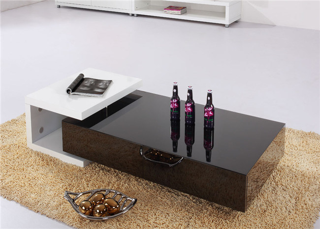 Extendible New Model Coffee Table (CJ-M038)