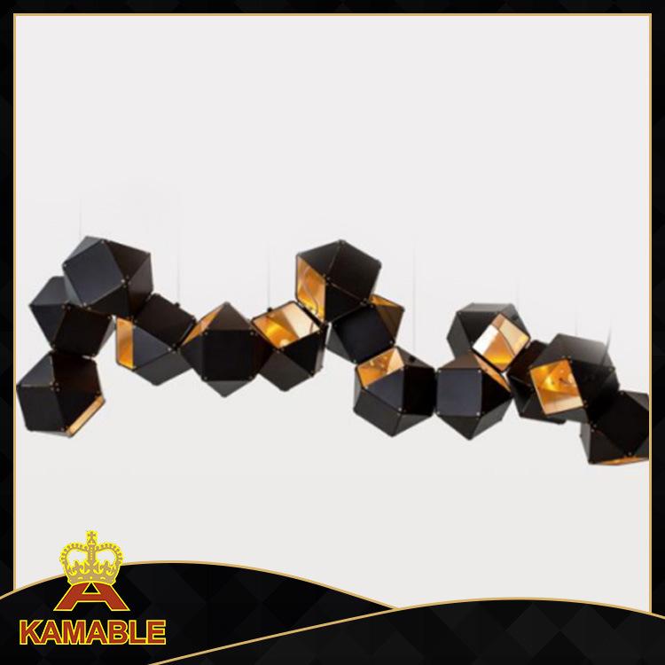 Modern Design Aluminum Stainless Steel Pendant Lamp (KA8246-13)