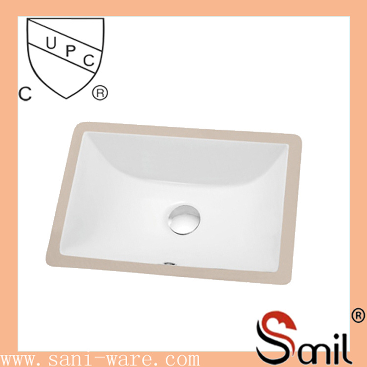 Cupc Popular Ceramic Undermount Basin (SN016)