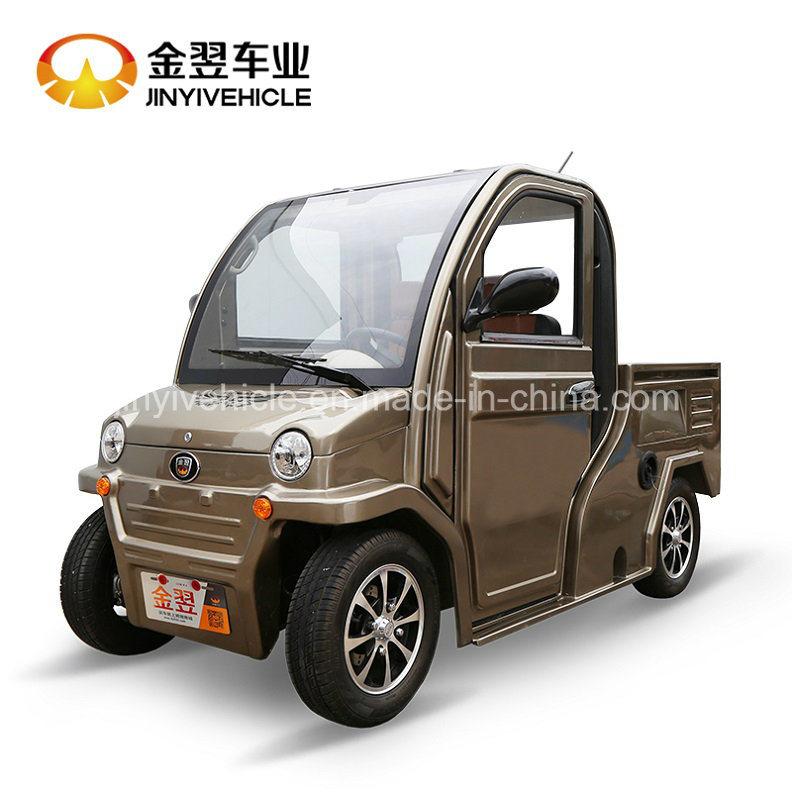 Electric Cargo Car Mini Car for Cargo Shipping