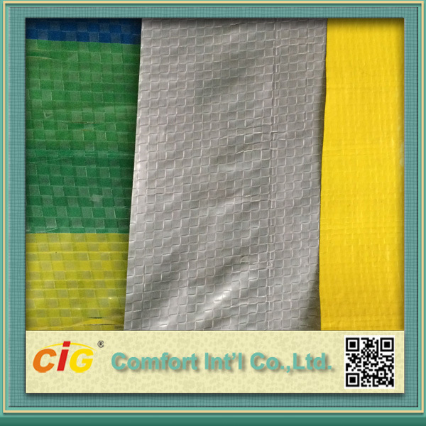 Strong Quality PE Tarpaulin for Advertisement Fabric