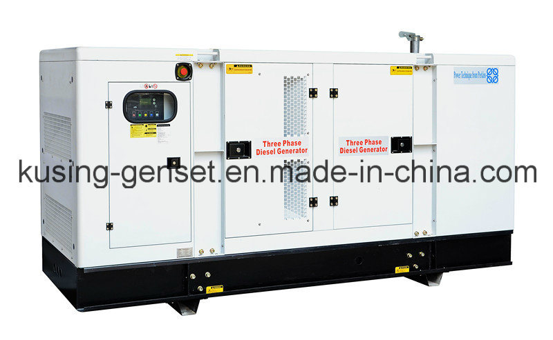 31.3kVA-187.5kVA Diesel Silent Generator with Lovol (PERKINS) Engine (PK30800)