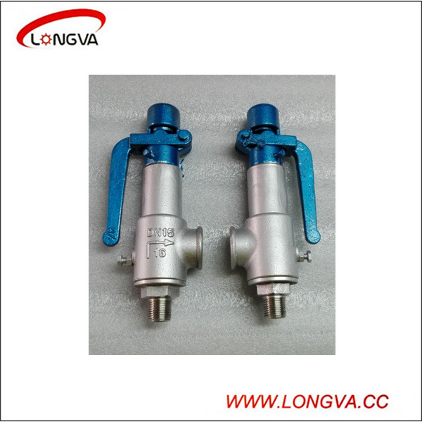A28W Stainless Steel Full Lift Spring-Loaded Safety Relief Valve