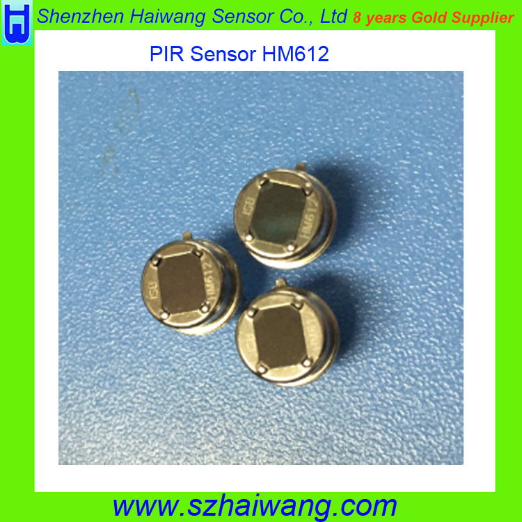 High Performance Digital Infrared Motion Sensor for Alarm System