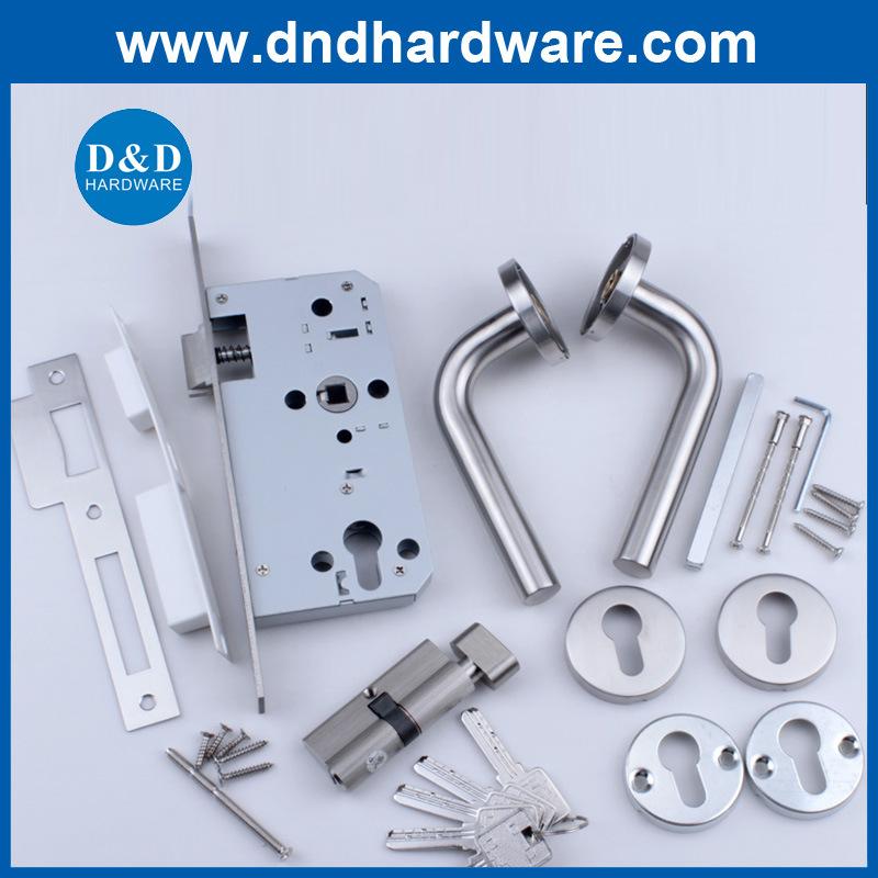 Single Entrance Fuction Lock Cylinder for Europe