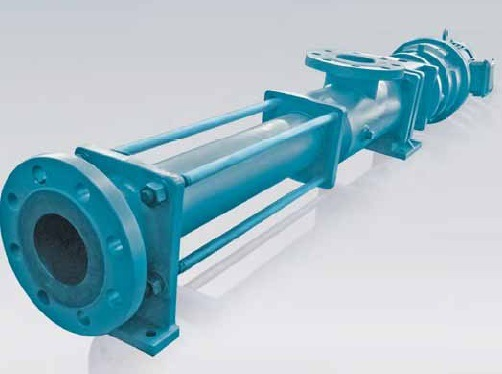 Single Screw Pump-- Screw Pump- P. C Pump