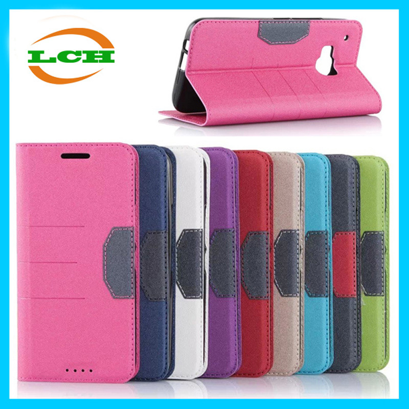 Wallet Cards Slot Flip Leather Case for Samsung S7 Edge