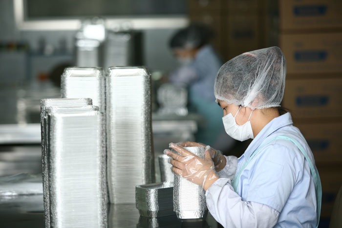 Disposable Aluminum Foil Tart Tray